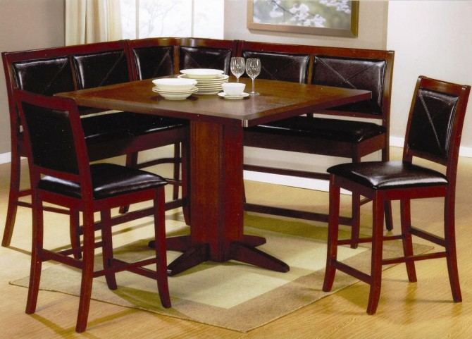 Lancaster Counter Height Table Set - 101791
