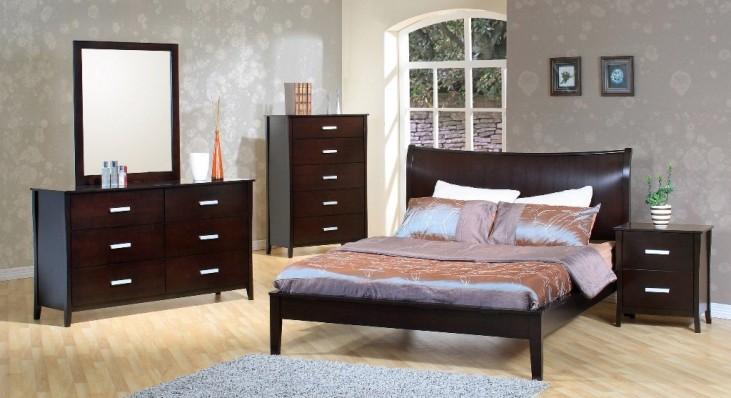 Mod II Bedroom Set 200300