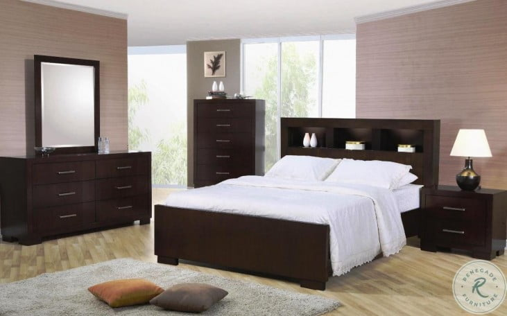 Jessica Bedroom Set - 200719