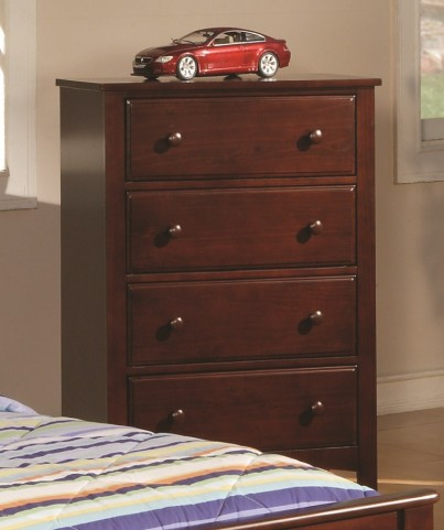 Parker Youth Chest - 400295