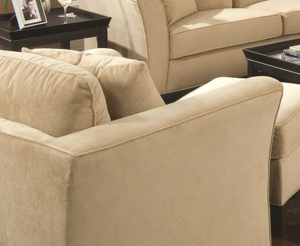 Park Place Cream Chair - 500233