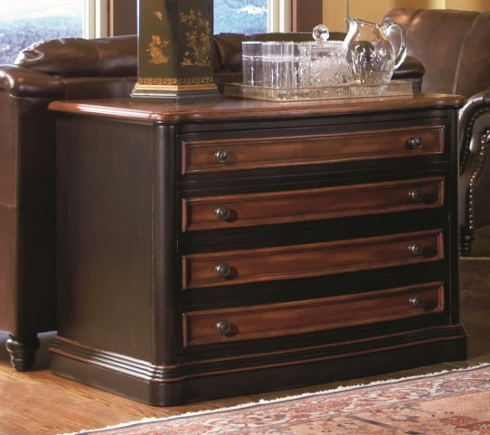 Pergola Grand Style Home Office File Cabinet