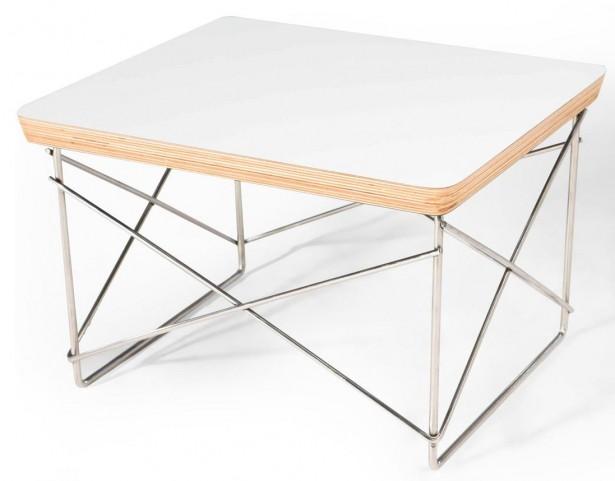 Modern Classics Jasmine White Side Table