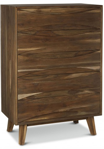 Crawford Sepia Highboy