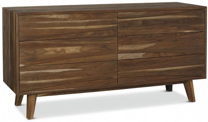 Crawford Sepia Dresser