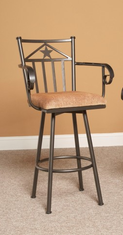 "Lancaster 30"" Swivel Bar Stool"