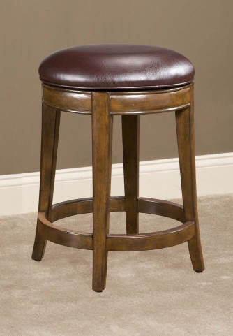 Trevor 24'' Swivel Counter Stool