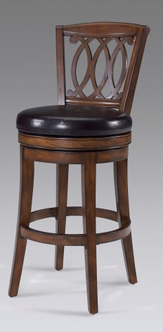 Paris 24'' Swivel Counter Stool
