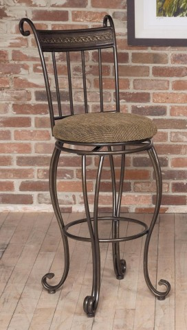 "Beau 30"" Swivel Bar Stool"