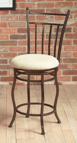 Eliza 24'' Swivel Counter Stool