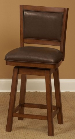 "Carnival Light Brown 24"" Counter Stool"