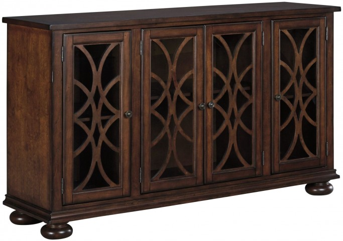 Baxenburg Brown Dining Server