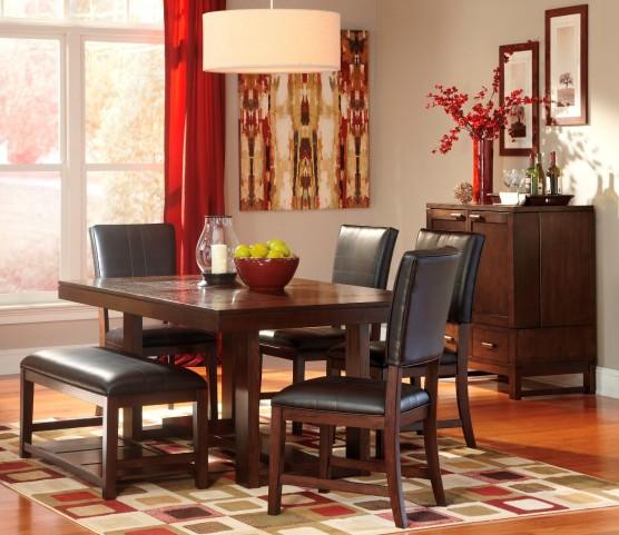 Watson Rectangular Dining Room Set