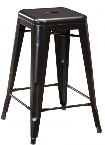 Pinnadel Metal Stool Set of 4