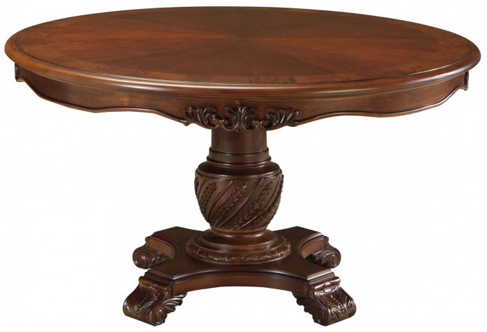North Shore Round Pedestal Table