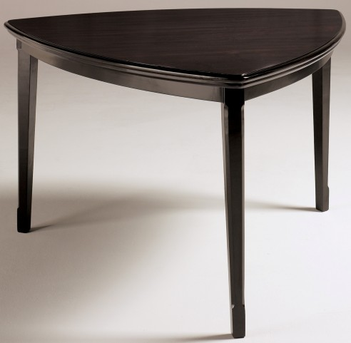 Emory Triangle Counter Height Table D569 23