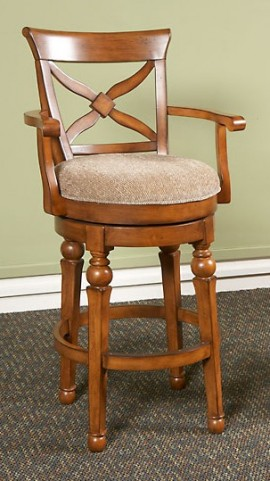 "Arbors 30"" Swivel Bar Stool"