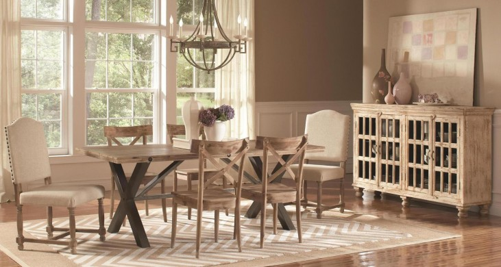 Callista Rectangular Dining Room Set