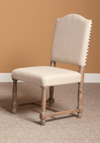 Callista Upholstered Side Chair Set of 2