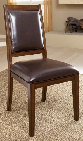 Holloway Framed Back Side Chair Set of 2