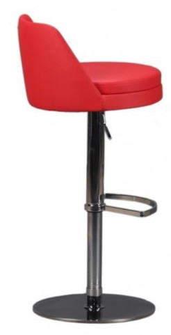 Dante Red Barstool