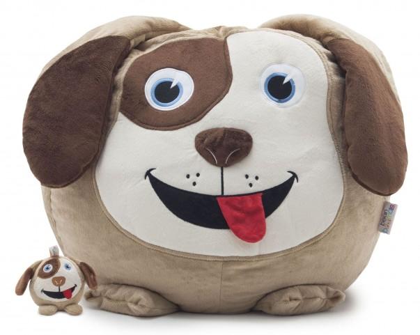 Big Joe Dawson the Dog with Lil Buddy Short Fur Bagimal