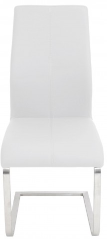 Dynasty White Dining Chair
