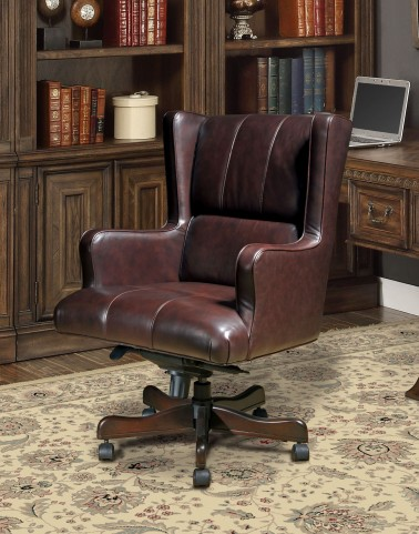 Portobello Leather Desk Chair