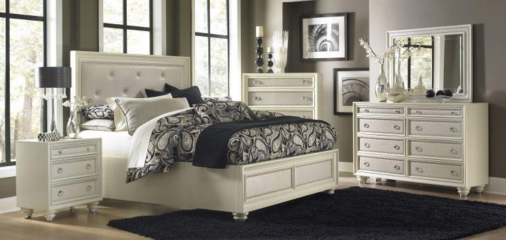 diamond island bedroom set from magnussen home b2344 50h