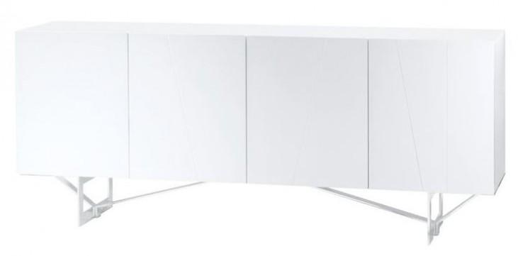 Diva White Gloss Sideboard