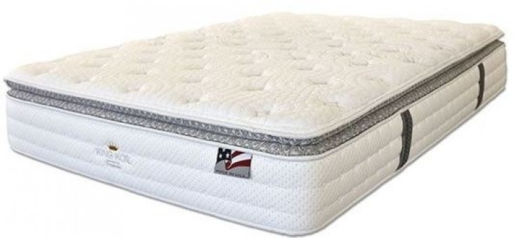 "Alyssum II 14"" Queen Pillow Top Mattress"