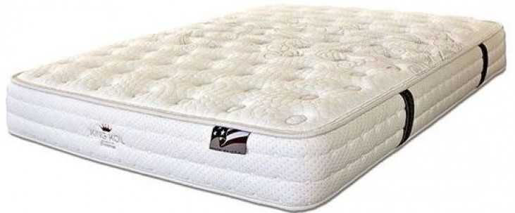 "Alyssum III 12"" Full Tight Top Mattress"