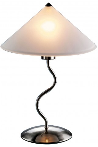 Doe Li Brushed Satin Touch Lamp