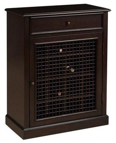 Drawer And Door Wine Cabinet