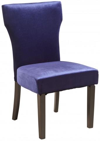 Deep Purple Dining Chair