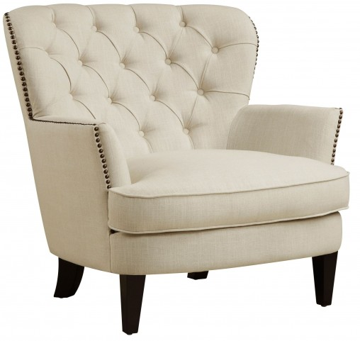 Celine Flour Upholstered Arm Chair