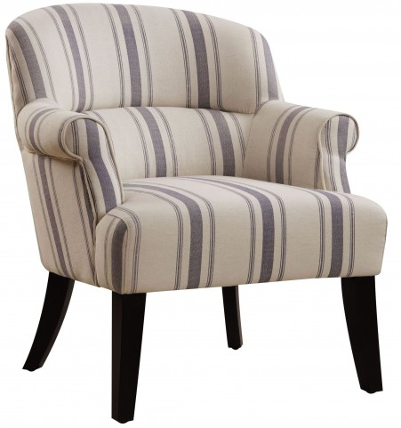 Cambrige Seaside Upholstered Arm Chair