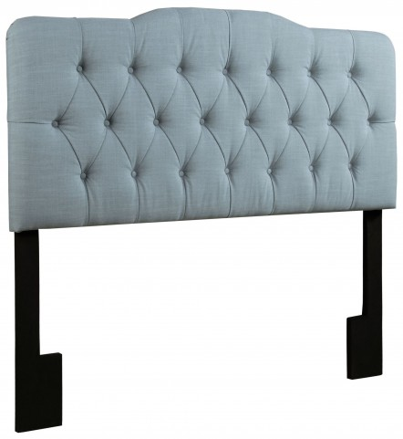 Leisure Seagls Queen Upholstered Soft Shape Headboard
