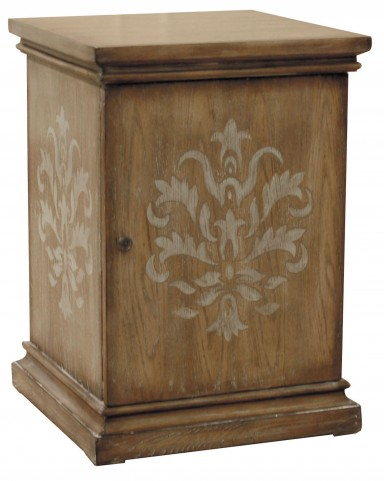 Jacquetta Chairside Chest