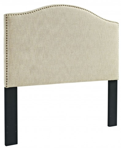 Full and Queen Linen Panel Headboard