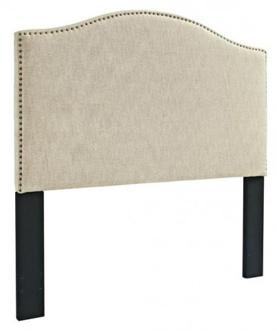 Full/Queen Linen Panel Headboard