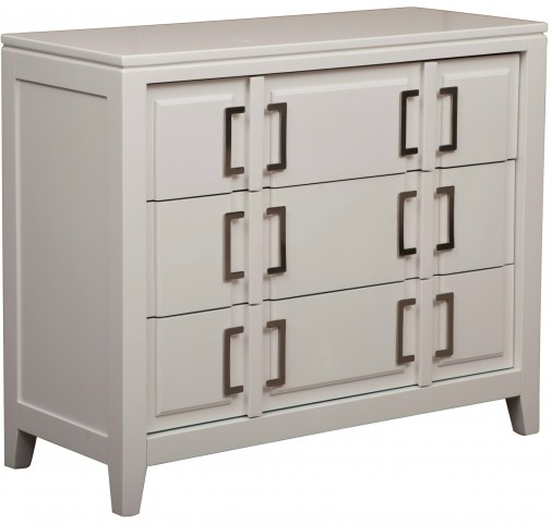 Soft White Drawer Cabinet
