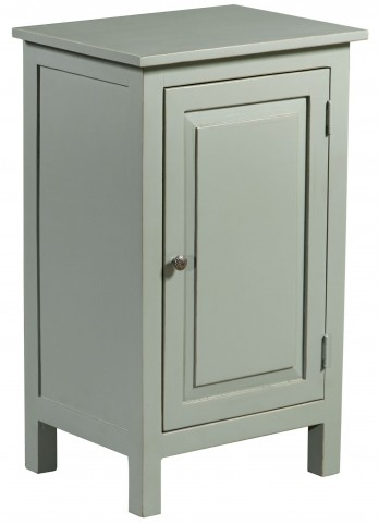 Gray 1 Door Chest