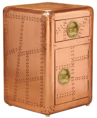 Aviation Bronze Door Chest