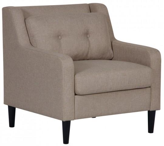 Mid Century Glacier Chair