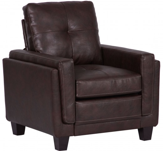 Chocholate Brown Chair