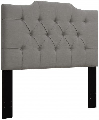 Ash King/Cal. King Upholstered Panel Headboard