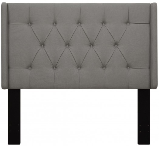 Ash Full/Queen Upholstered Headboard