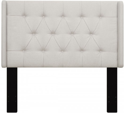 Linen Full/Queen Upholstered Headboard