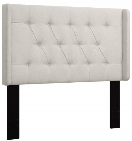 Linen King/Cal. King Upholstered Headboard